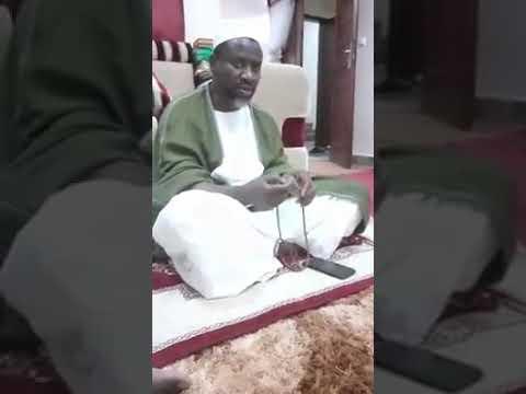 Zikr avec cheikh mahy cissé