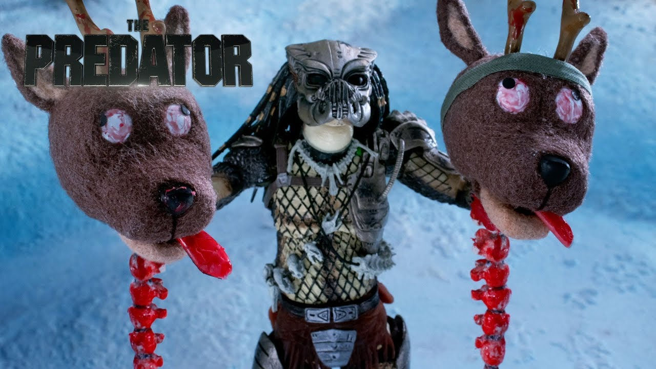 The Predator Holiday Special