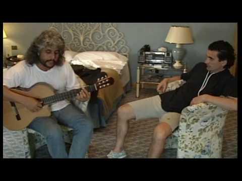 """Pino Daniele - Massimo Troisi """"Quando"""" HD"""