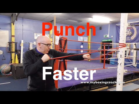 Drill for Faster Punching