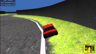 WelCAR - интеративная игра Автогонки