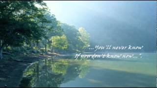 BOBBY DARIN - YOU'LL NEVER KNOW