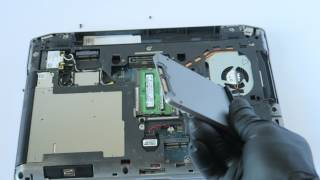 Dell Latitude E6320 Upgrade SSD Drive Memory