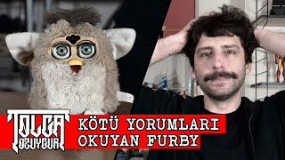 Kötü Yorumları Okuyan Furby
