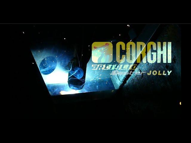 Prezúvačky Corghi