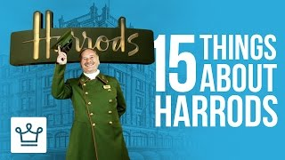 15 Things You Didnt Know About HARRODS