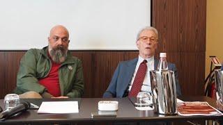 Feltri sdogana CasaPound- intervista di Claudio Bernieri - sigla musicale di Luciano d