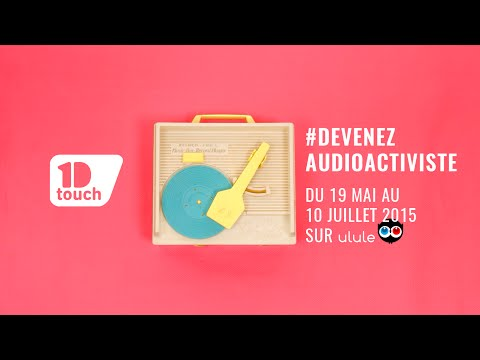 1D touch : Osez le streaming équitable !