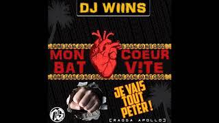 DJ WIINS - MON COEUR BAT VITE (RAGGA APOLLO) [Compilation No Limit Music - Dj Bob] 2017