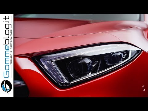 2018 Mercedes-Benz CLS PREVIEW | FIRST OFFICIAL TEASER