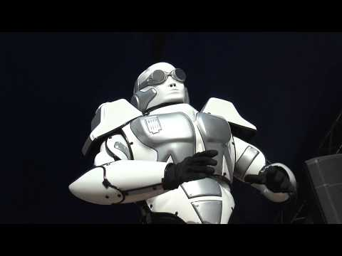 D Tron the Dancing Robot