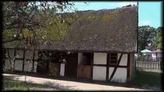 preview picture of video 'Kluki - Muzeum Wsi Słowińskiej w Klukach'