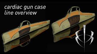 BlackHeart Cardiac Gun Case Line Overview