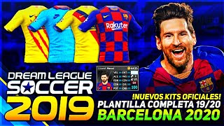 kits del fc barcelona 2019 para dream league soccer - TH-Clip