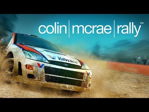 Gameplay de Colin McRae Rally Remastered