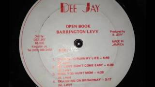 """Video thumbnail of """"Barrington Levy - Trying To Ruin My Life"""""""