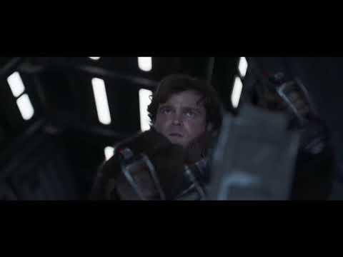Трейлер фильма «Хан Соло:  Звёздные Войны. Истории»