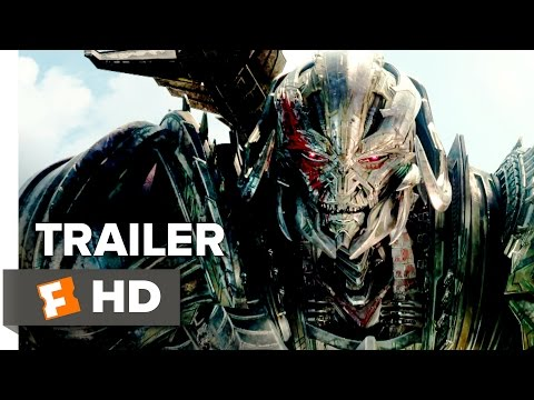 Transformers: The Last Knight Trailer #2 (2017) | Movieclips Trailers