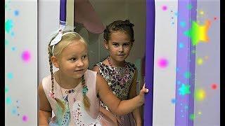 Классный ДЕНЬ РОЖДЕНИЯ Алины !!! Дети играют и веселятся в Angelove Hall Краснодар