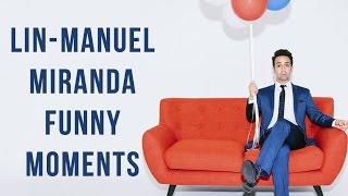 Lin-Manuel Miranda Funny Moments