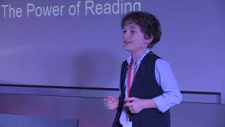 The Power and Importance of...READING! | Luke Bakic | TEDxYouth@TBSWarsaw