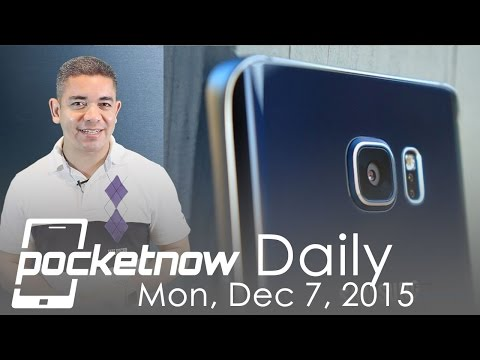 Samsung Galaxy S7 benchmarks, Apple Watch deals & more - Pocketnow Daily