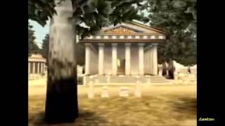 preview picture of video 'Ancient Greece in a 3D travel'