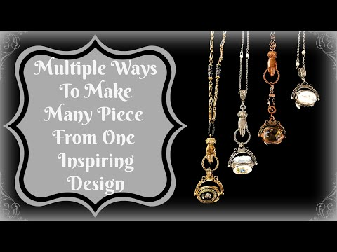 Multiple Ways To Make Many Pieces From One Inspiring Design