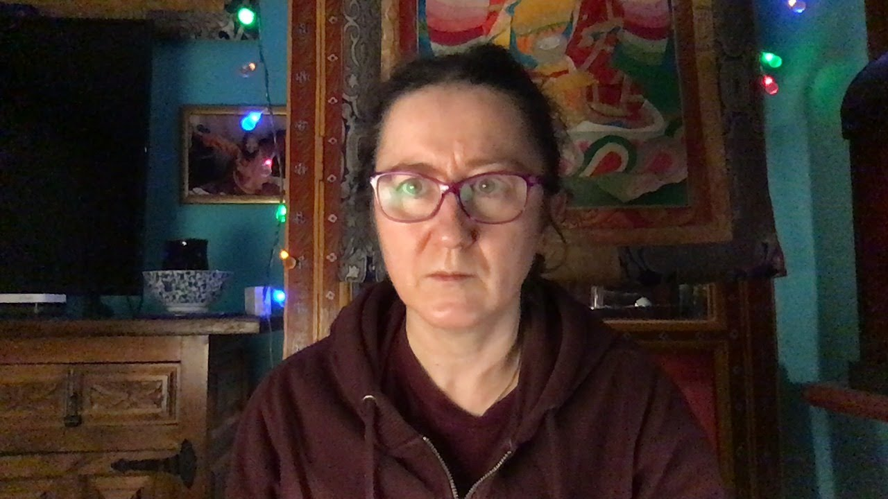 Lama Gangchen Tantric Self-Healing 2- Commentary by Lama Caroline - part 38 (EN)