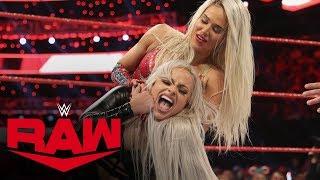 Liv Morgan vs. Lana: Raw, Jan. 27, 2020
