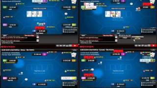 Day 21 | Part 26/32 | Online Poker Challenge | Win $100k | Texas No Limit Holdem Poker | HD