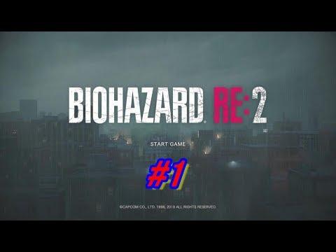 BIOHAZARD RE_2 Z Version #1