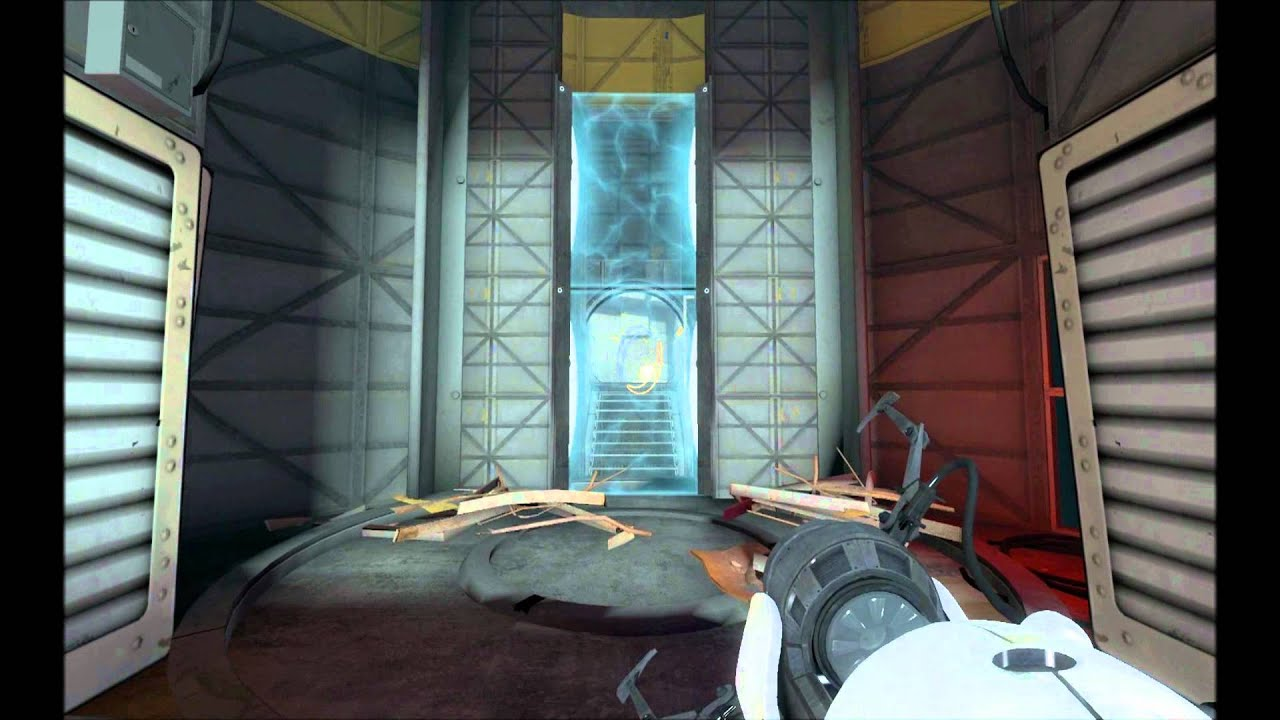 So Portal 2's Co-Op Mode Only Really Needs One Person