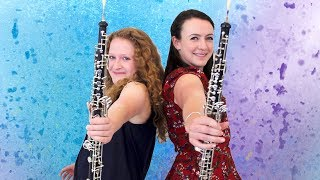 Oboe lessons with Miss Elin starting Jan 2018!