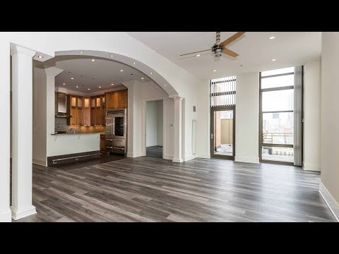 A one-of-a-kind South Loop penthouse at Astoria Tower