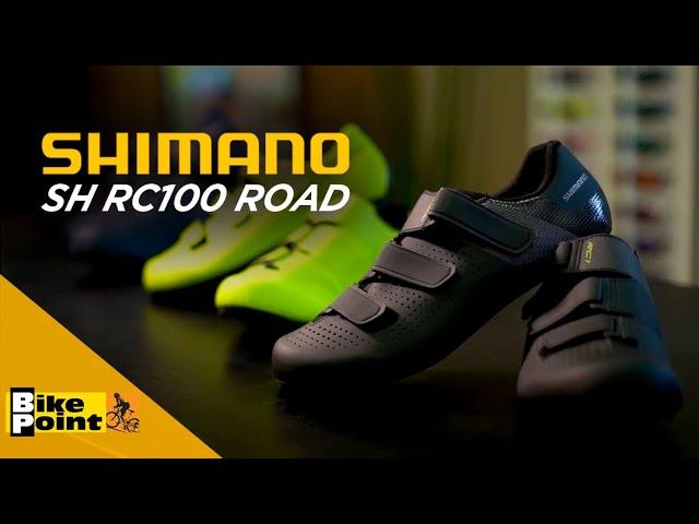 Видео Велотуфли Shimano SH-RC100ML черные