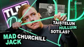 Mad Jack Churchill - TLDRDEEP
