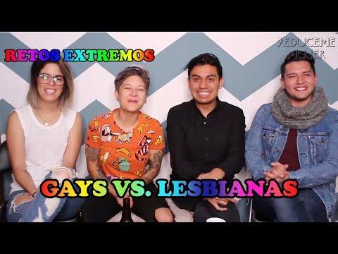 GAYS VS. LESBIANAS ft. PepeyTeo y Lapalina