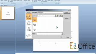 How to Hyperlink Text in Microsoft Office PowerPoint