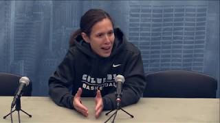 Media Day: WBB | Megan Griffith Press Conference Oct 30, 2019