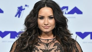 Demi Lovato Spills She Wrote A Song About An Ex & Is SUPER Worried About It