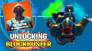 UNLOCKING BLOCKBUSTER - SOLO PRO-AM WINNER - SUPER LONG STREAM TODAY! (Fortnite Battle Royale)