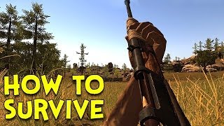 HOW TO SURVIVE! - Rust