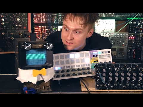 OSCILLATOR.... WHAT IS THAT? SYNTH EASY PEASY LEMON SQUEEZY #science #DIY