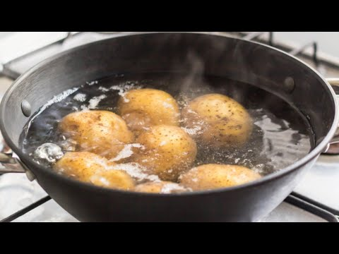 A Chef's Secret to Cooking Potatoes In Half the Time