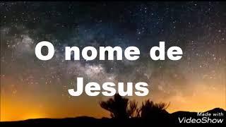 O Nome De Jesus   Isadora Pompeo   Playback