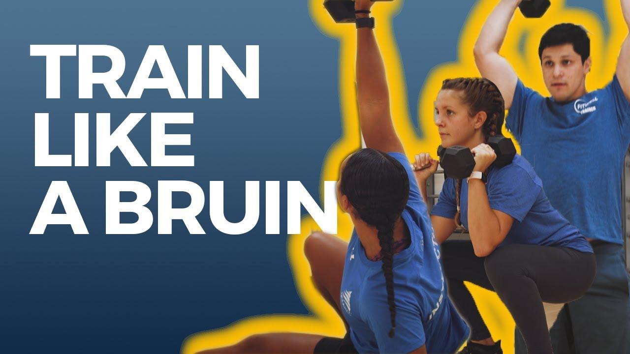 Train Like a Bruin Promo