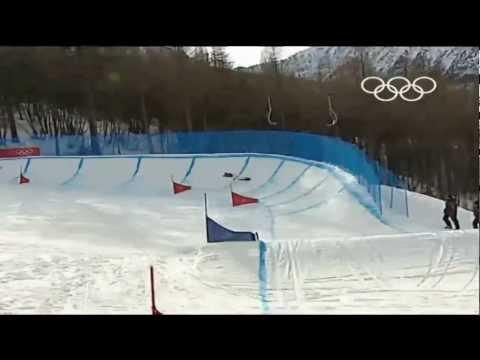 Turin 2006 Winter Olympics | Women's Snowboard Cross Final