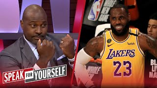 Lakers lost the 'psychological scoreboard' against Clippers — Wiley | NBA | SPEAK FOR YOURSELF