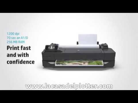 Plotter HP Designjet T120